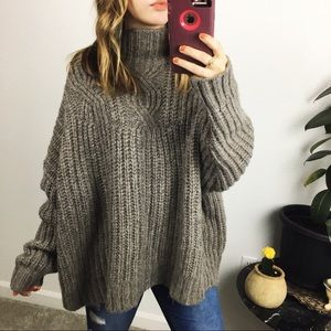 aerie chunky sweater